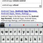 Google Instant pour mobile disponible sur Google US