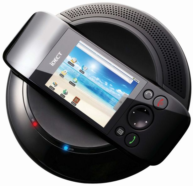 Binatone ihomephone un t l phone fixe sous android android franceandroid - Prix des telephones fixes ...