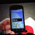 Nexus S – Eric Schmidt le montre et annonce Android Gingerbread