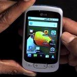 LG Optimus One – Vidéo de présentation officielle