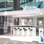 Le Sony Ericsson Xperia X10 a son Xperia café au Venezuela