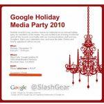 Google Media Party – Google va-t- il présenter Gingerbread ?