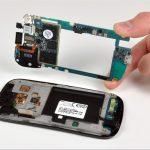 Nexus S – Le Google phone en pièces détachées
