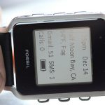Fossil connecte votre montre à votre Android Phone