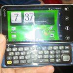 HTC EVO Shift 4G – WIMAX et clavier physique