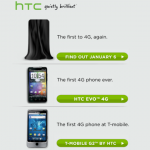 HTC Incredible HD alias Mecha – Teaser officiel