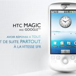 HTC Magic – SFR et Google lance la mise à jour Android 2.2.1 (Froyo)