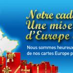 CoPilot Live – La mise à jour des cartes européennes offerte pour noël