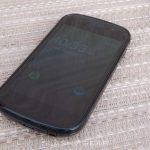 Nexus S – Déballage et prise en main en vidéo