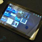 #CES Motorola Xoom – Prise en main en photos