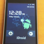 iDroid – Android 2.3 Gingerbread porté sur iPhone 3G