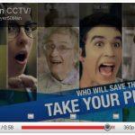 Samsung Galaxy Player 50 – Première vidéo virale