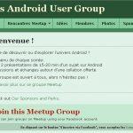 Poitou-Charentes Android User Group – La première