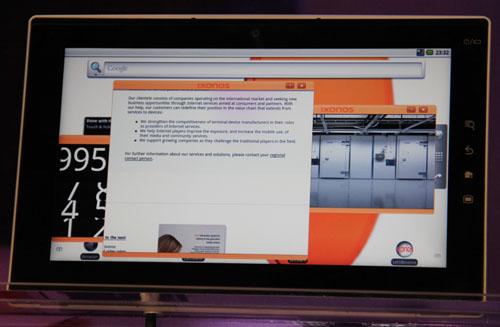 Ixonos afficher plusieurs fen tres sur votre tablette for Multi fenetre android