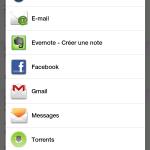 Android Market – Petites mises à jour
