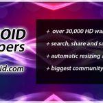 Coveroid Wallapers HD – Trouvez vos fonds d'écran HD facilement