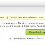 Android 3.0 Honeycomb – Faire fonctionner le transfert de fichier sur Mac