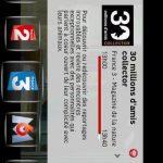 SFR Neufbox TV – 120 chaînes disponibles sur votre terminal