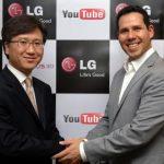 LG et Youtube passe un partenariat pour la 3D sur mobile #mwc2011