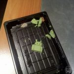 Bugdroid – La mascotte Android en wasabi