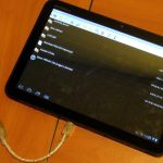 Motorola Xoom – Activation de l'USB en mode Host