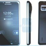 Motorola Targa, Droid X 2 et Droid 3 – Quelques photos