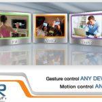 Commandez votre terminal à la manière «Kinect» bientôt possible