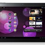 Samsung Galaxy Tab 10.1 – Directement sous 3.1