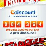 Cdiscount – L'application Android disponible