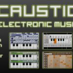 CAUSTIC Music Rack – De la MAO sur Android