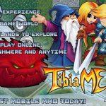 TibiaME – Le MMORPG en vu de dessus disponible sur Android Market