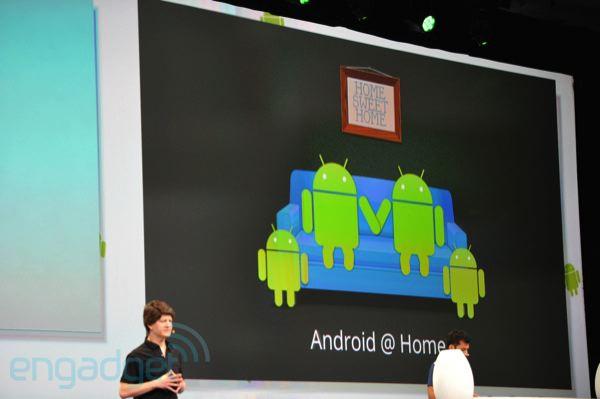 google io 2011 day 10252 1305046269 Google se lance dans la domotique avec la première Ampoule Android friendly en fin dannée Android France