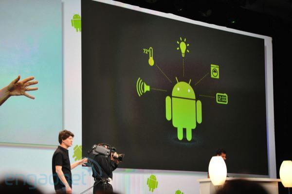 google io 2011 day 10253 1305046270 Google se lance dans la domotique avec la première Ampoule Android friendly en fin dannée Android France