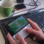 Minecraft en exclusivité sur Sony Ericsson Xperia Play [Photo]