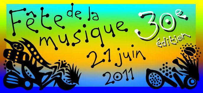 Bildergebnis für Fete De La musique 2011