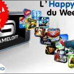 Gameloft – Les jeux Android HD à 0.99 euros tout le weekend