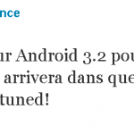 Asus EeePad Transformer – Android 3.2 en approche