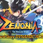 Zenonia 3 – Disponible sur Android Market
