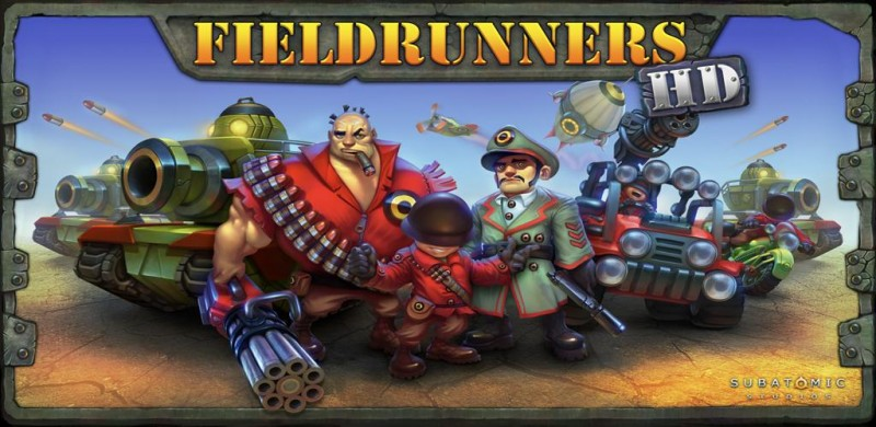 f 1024 01 800x390 Fieldrunners HD   Disponible sur Android Market Android France