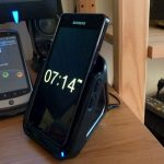 Le dock bureau du Galaxy S II – Le mini-test Android-France
