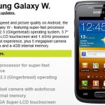 Le Samsung Galaxy W – disponible en septembre au Royaume-Uni