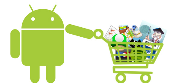 android market1 Android et le piratage   Les solutions ? Android France