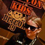 DEFCON – Une fillette trouve une faille sur Android et iOS
