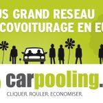 Carpooling – L'application du service de covoiturage disponible sur Android