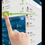 GO Contacts EX – le gestionnaire de contact avec une interface 3D