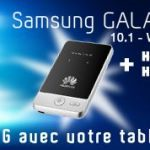 Pack Samsung Galaxy Tab 10.1 WiFi Only 16Go disponible sur Tablette-Store.com