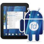 HP TouchPad – Les drivers de l'écran pour Android Check
