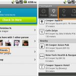 Foursquare – Mise à jour de l'application Android