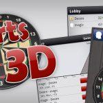 Darts 3D – Un jeu de fléchettes