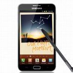 Samsung Galaxy Note – Tarifs et disponibilité